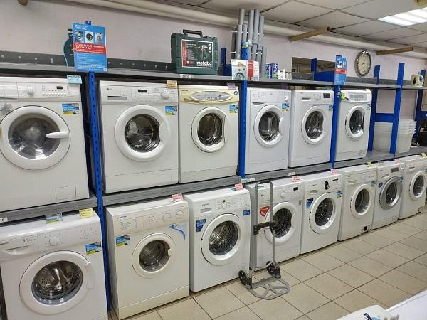Где купить стиральную машину в Уфе бу