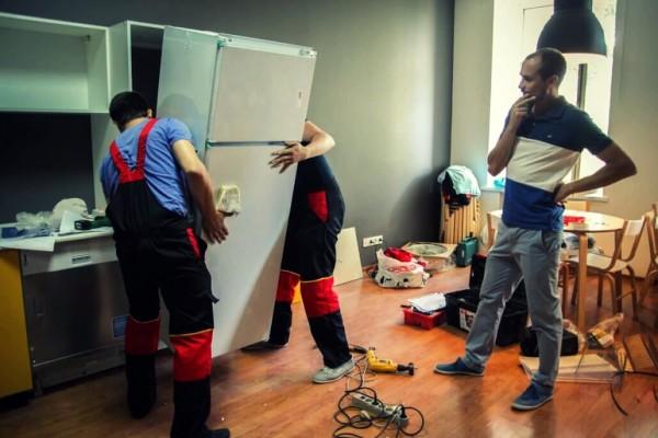 Утилизация холодильников в Уфе