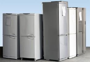 Вывоз б/у холодильников в Уфе